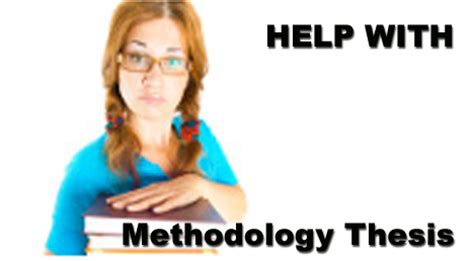 What to include in methodology section of research paper